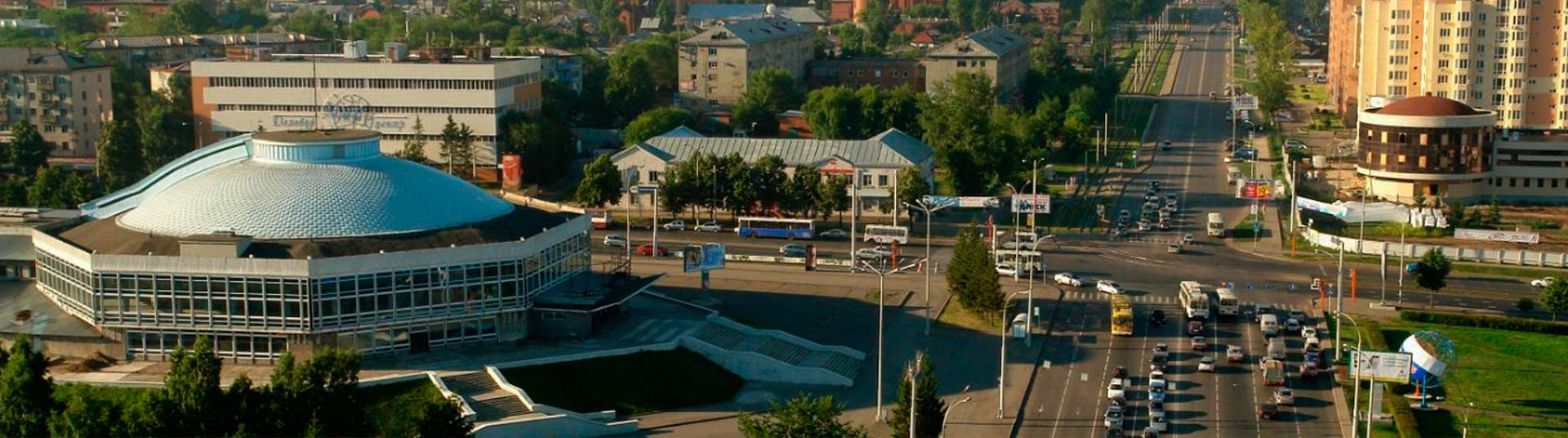 Филиал в Кемерово