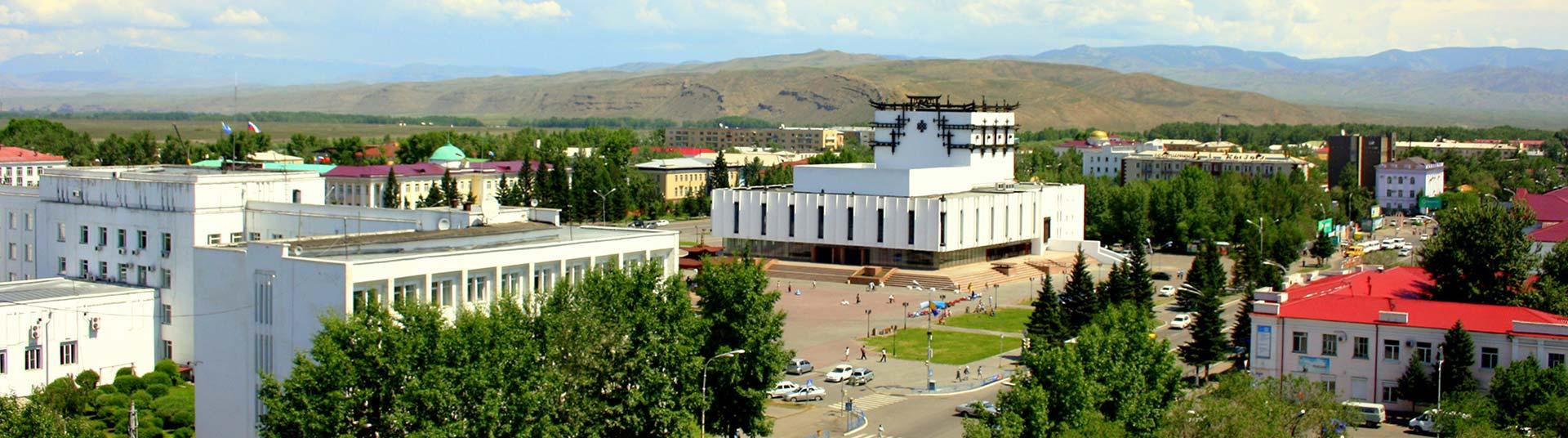 Филиал в Кызыле