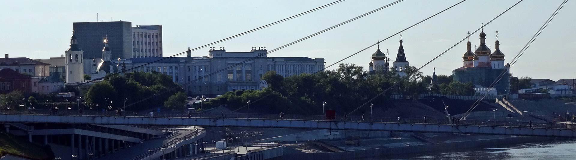 Филиал в Тюмени