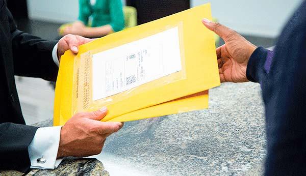 Перевозка сопроводительных документов